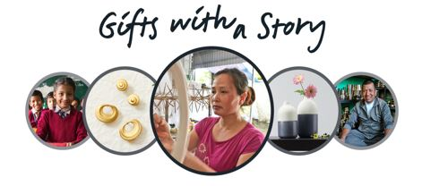 Gifts with a Story theme Simcoe Fesitval Sale Oct 2018.JPG